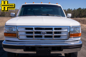 1997 Ford F350 Crew Cab Dually Long Bed Diesel Truck 129k Miles