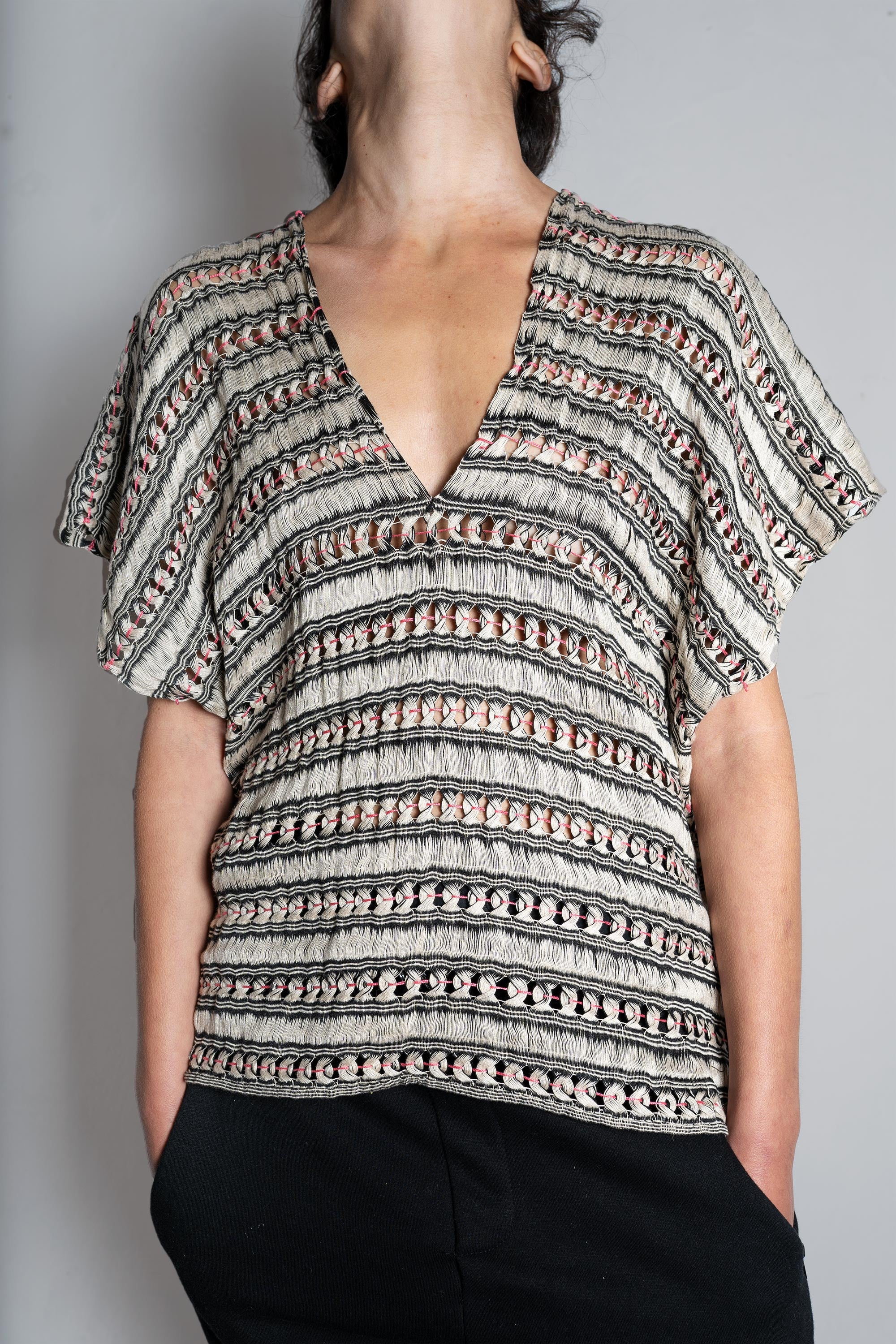 Top | Sweetgrass 2 - reversible