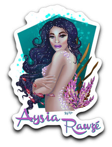 Aysia Rawze - Sticker