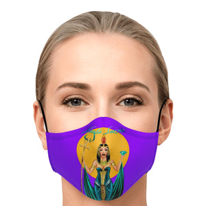 Layla LaRue - Mask (Purple)