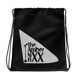 The Amber Nixx Fixx - Drawstring Bag