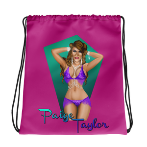 Paige Taylor - Drawstring Bag