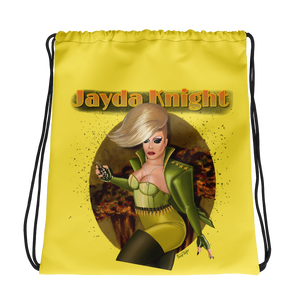 Jayda Knight - Drawstring bag