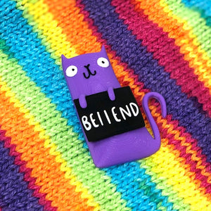 BELLEND - Honest Rainbow Cats Collection