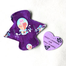 Load image into Gallery viewer, Cloth Sanitary Pads - Moon Shape