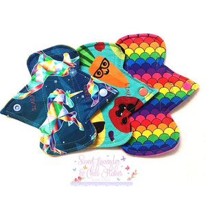 Cloth Sanitary Pads - Light & Regular Starter Pack