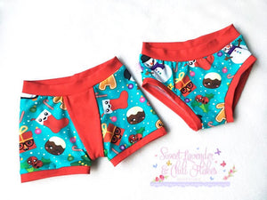 Children Briefs and Boxers Style Pants