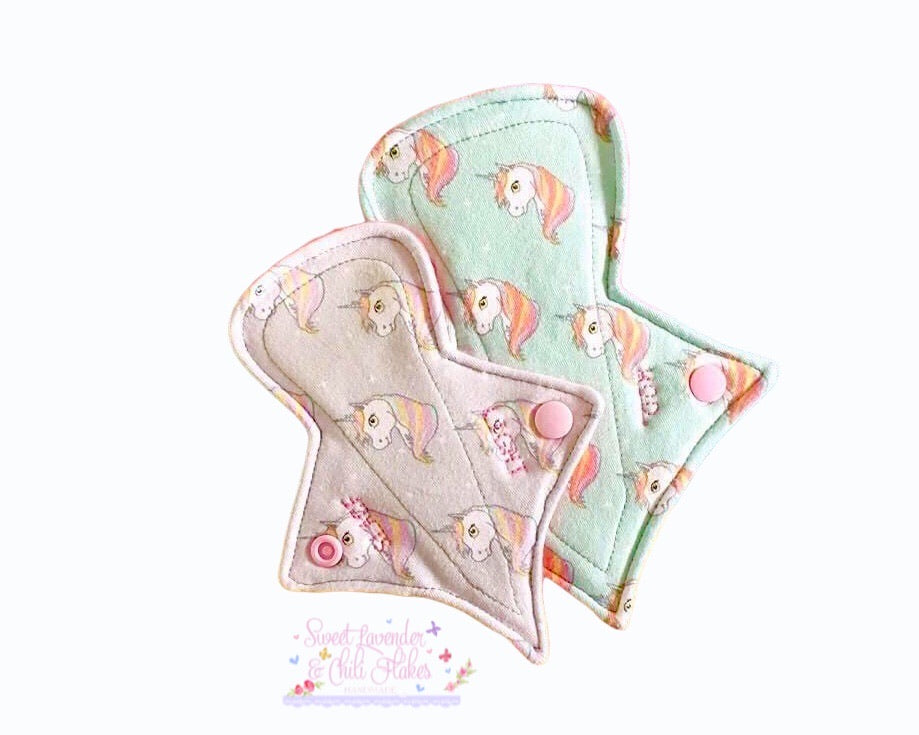 Cloth Sanitary Pads - Thong