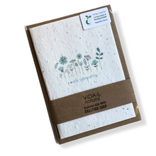 Load image into Gallery viewer, Seed Paper Greeting Cards - Single