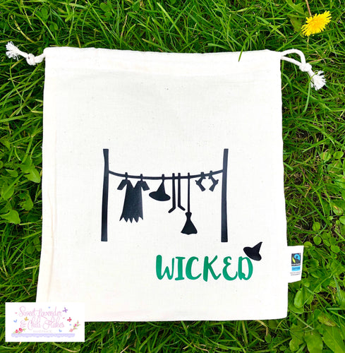 ***Slightly Second*** Wicked Tie String Maxi Bag * Maxi Drawstring Sacks