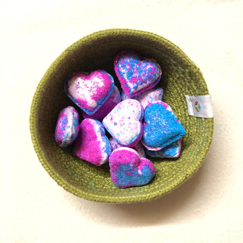 Chill Pills Bath Bombs - Candy Floss scent