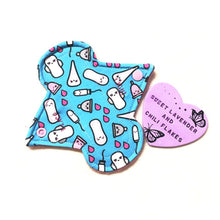 Load image into Gallery viewer, Cloth Sanitary Pads - Sun Shape