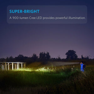 (Last day promotion-40% OFF) POWERFUL FLASHLIGHT
