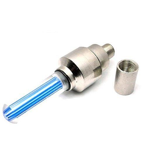 Bike Bicycle Accessories Valve Core LED Light