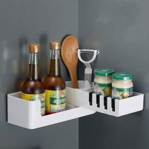 Seamless Rotating Tripod Shelf