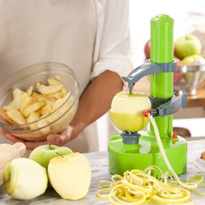 Multi-Function Electric Automatic Fruit Peeler