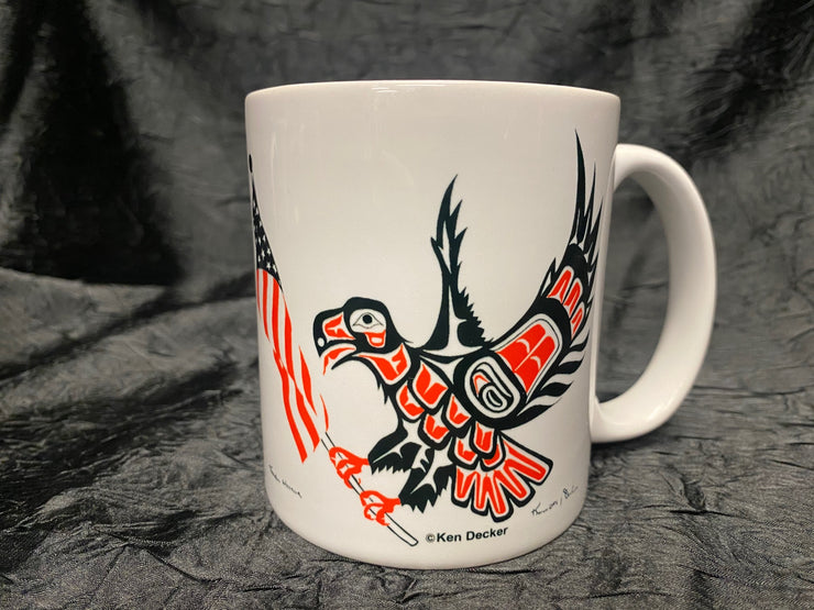 Freedom Warrior Mug