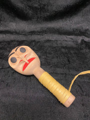 Hawk Man Rattle by Ken Decker