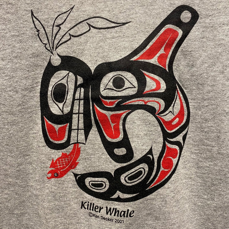 Women's Fit Killer Whale Shirt
