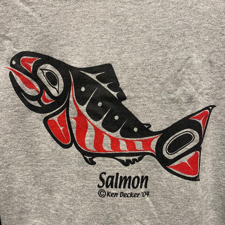 Women's Fit Salmon Shirt