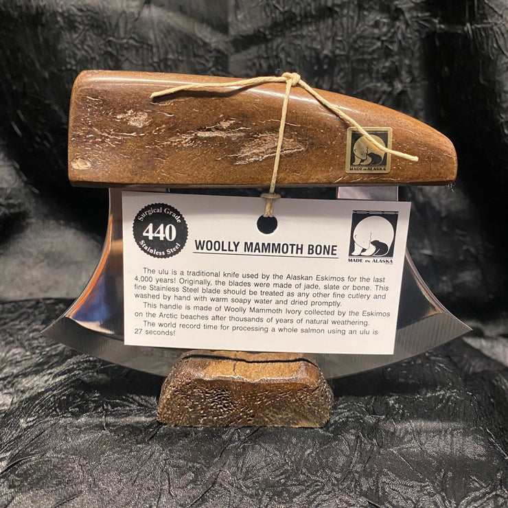 Mammoth Bone Ulu