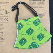 Reusable & Adjustable Face Masks - Kids