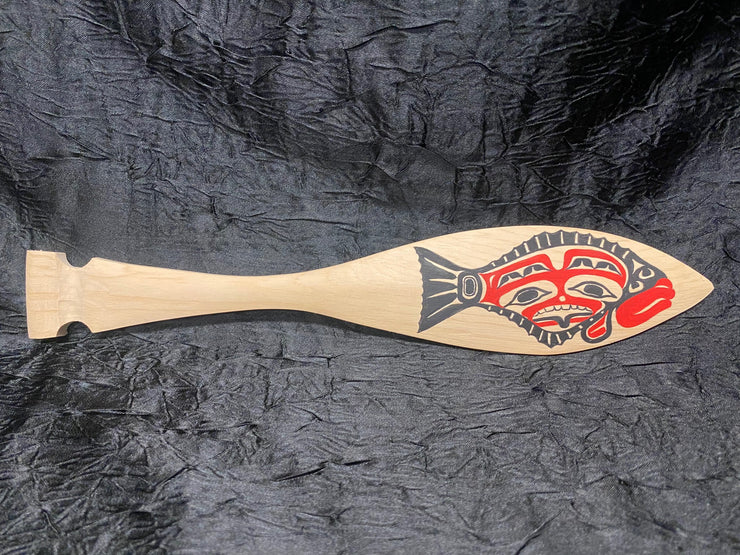 Small Halibut Paddle by Ken Decker