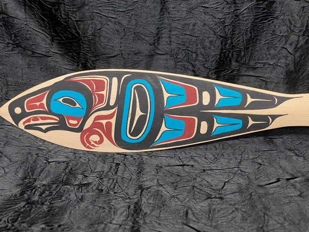 Eagle Paddle by Ken Decker