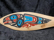 Raven Paddle by Ken Decker