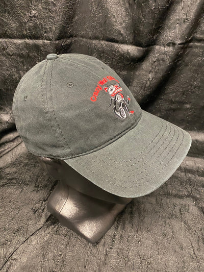 Crazy Wolf Studio Hat