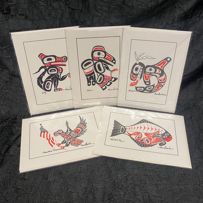 Ken Decker Art Card Set