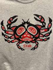 Crab Short Sleeve T-Shirt