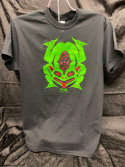 Frog Short Sleeve T-Shirt
