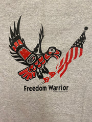 Freedom Warrior Short Sleeve T-Shirt