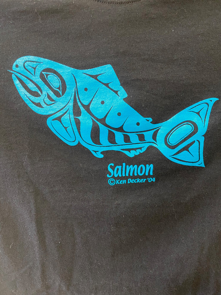 Salmon Short Sleeve T-Shirt