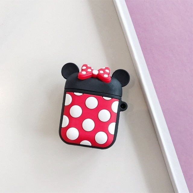 Disney Wireless Airpods Case Cover Free Shipping