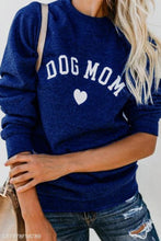 Load image into Gallery viewer, Crew Neck  Letters Casual  Sweatshirts