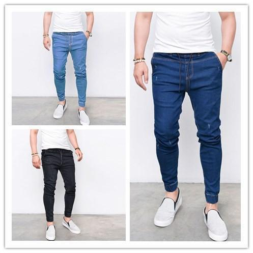 Men's Slim Fit Stretch Denim Jean