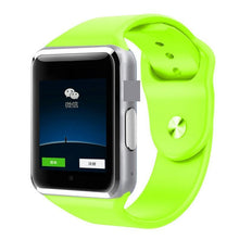 Load image into Gallery viewer, Bluetooth Smart Watch For Android Smartphone With Camera