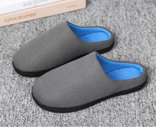 Load image into Gallery viewer, Autumn and winter indoor non-slip home warm slippers