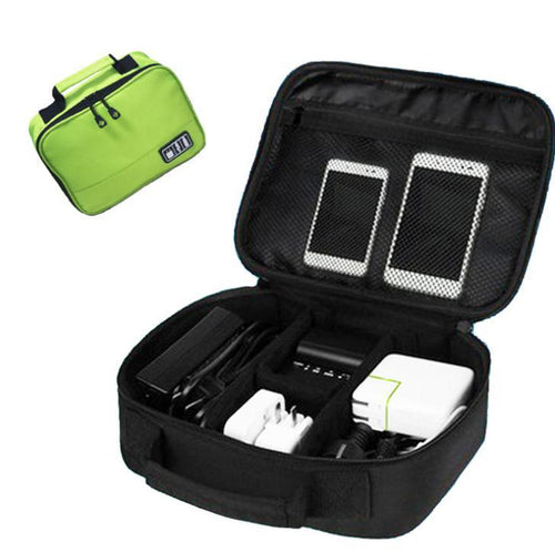 Travel waterproof digital storage bag