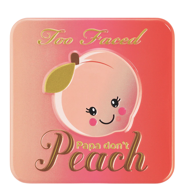 Rubor Too Faced Papa Don't Peach