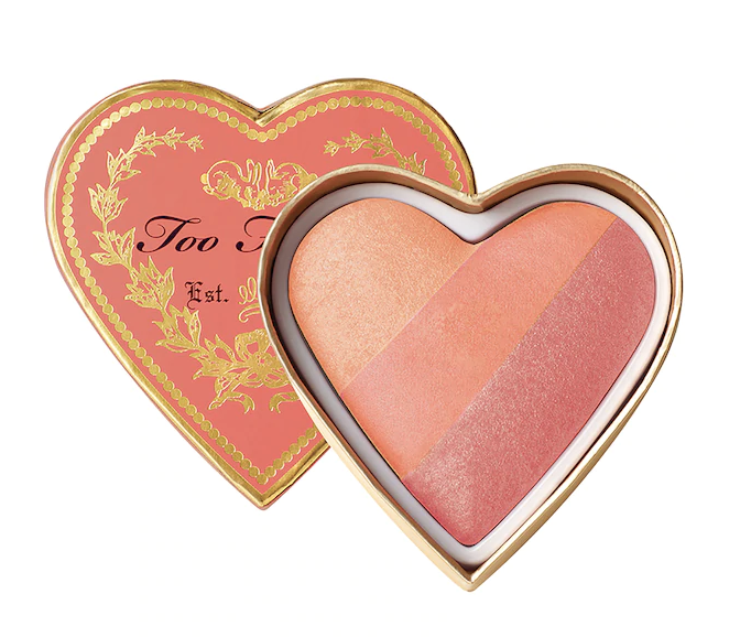 Rubor luminoso Too Faced Sweethearts Perfect Flush