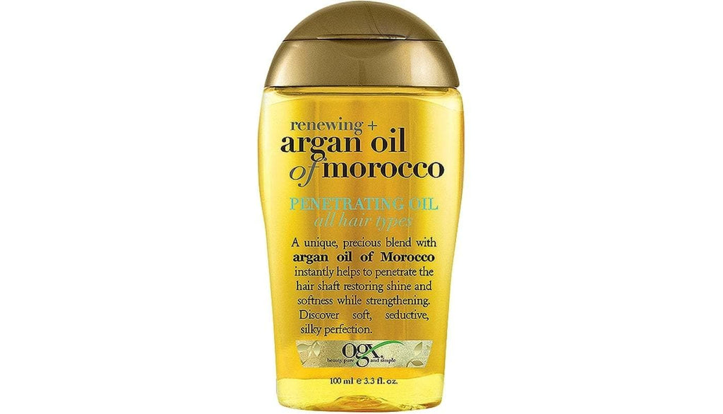 Aceite OGX ARGAN OIL OF MOROCCO - Eva Store