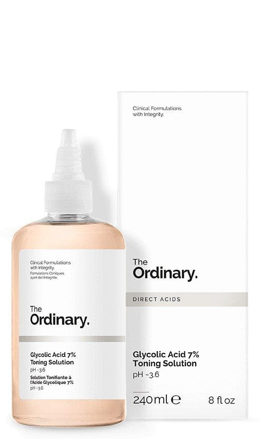 Acido Glicólico 7% The Ordinary - Eva Store