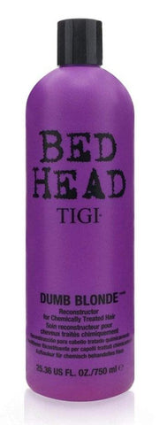 Acondicionador para cabello rubio TIGI Bed Head Dumb Blonde - Eva Store