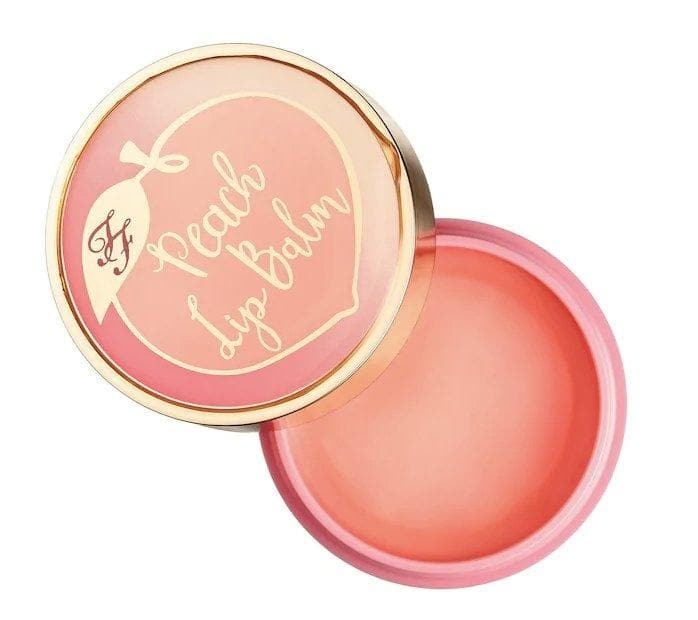 Balsamo hidratante Too Faced Peach - Eva Store