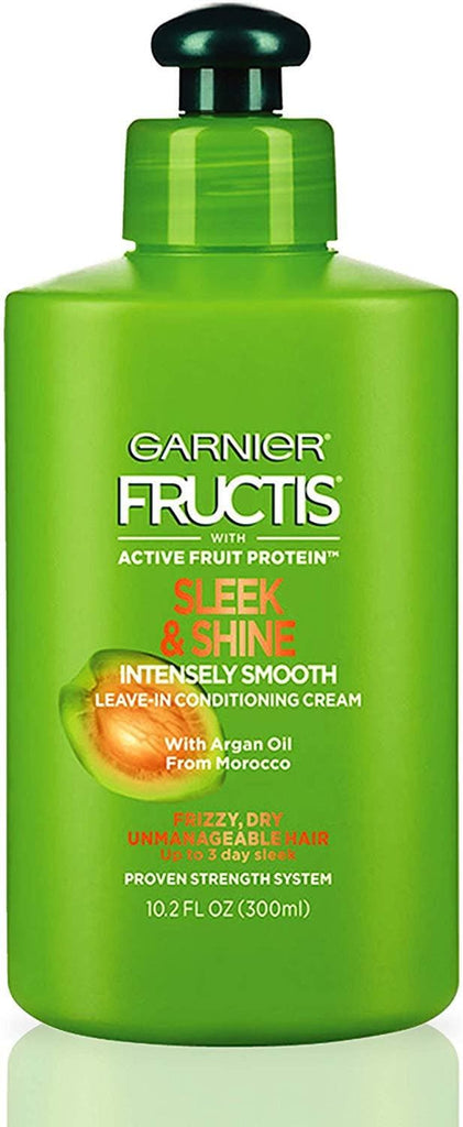 Crema para peinar Sleek and Shine, Garnier Fructis - Eva Store
