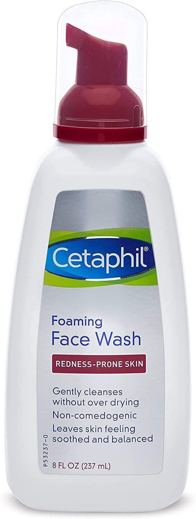 Limpiador Cetaphil redness relieving para pieles con rojeces - Eva Store