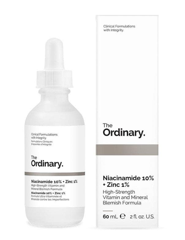 Niacinamide 10% + Zinc 1% The Ordinary - Eva Store